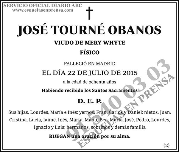 José Tourné Obanos